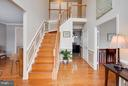 Grand 2 Story Foyer - 109 LAKE VIEW WAY NW, LEESBURG