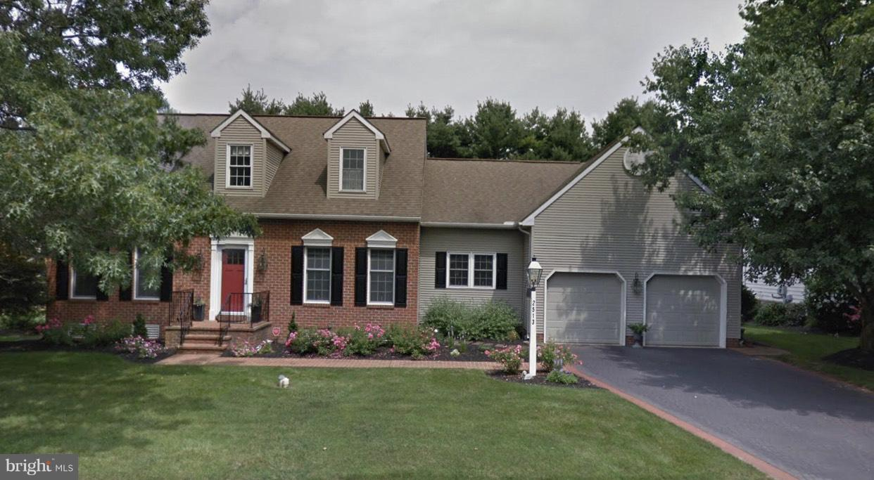Photo of home for sale at 2513 Book Flower Lane, Strasburg PA