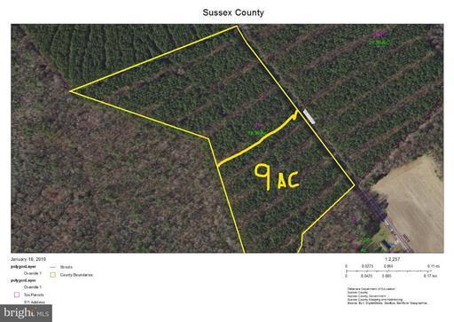 Lot/Land for sale Ellendale, Delaware
