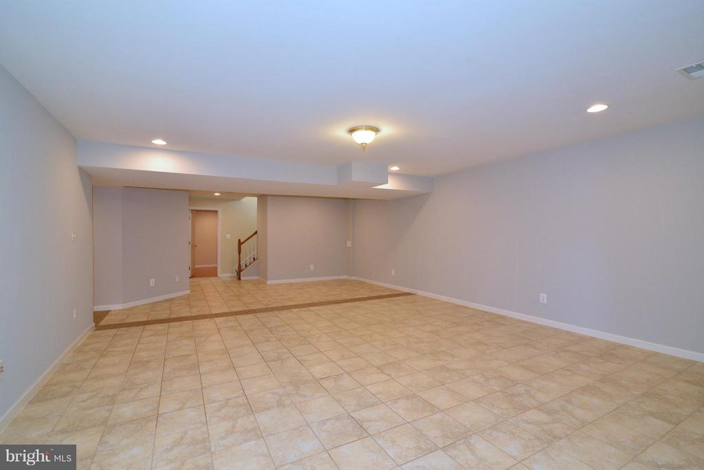 Full Finished Basement 3 - 10613 BUSICK CT, GAINESVILLE