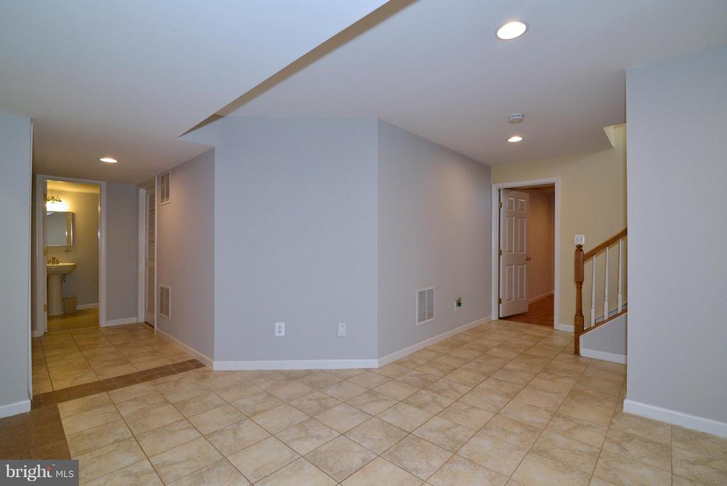 Lower Level - 10613 BUSICK CT, GAINESVILLE