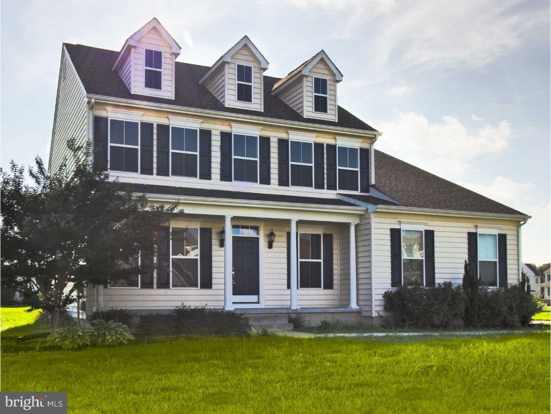 Casa Unifamiliar por un Venta en 530 HAMPTON HILL Drive Camden, Delaware 19934 Estados Unidos