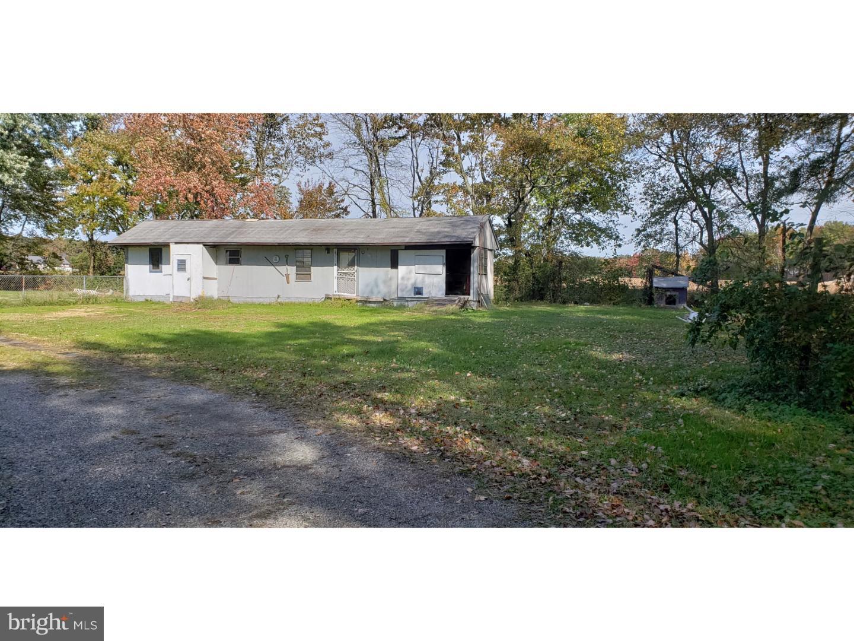 Casa Unifamiliar por un Venta en 6781 WESTVILLE Road Camden, Delaware 19953 Estados Unidos