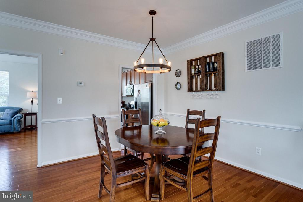 Room for a crowd! - 20144 PRAIRIE DUNES TER, ASHBURN