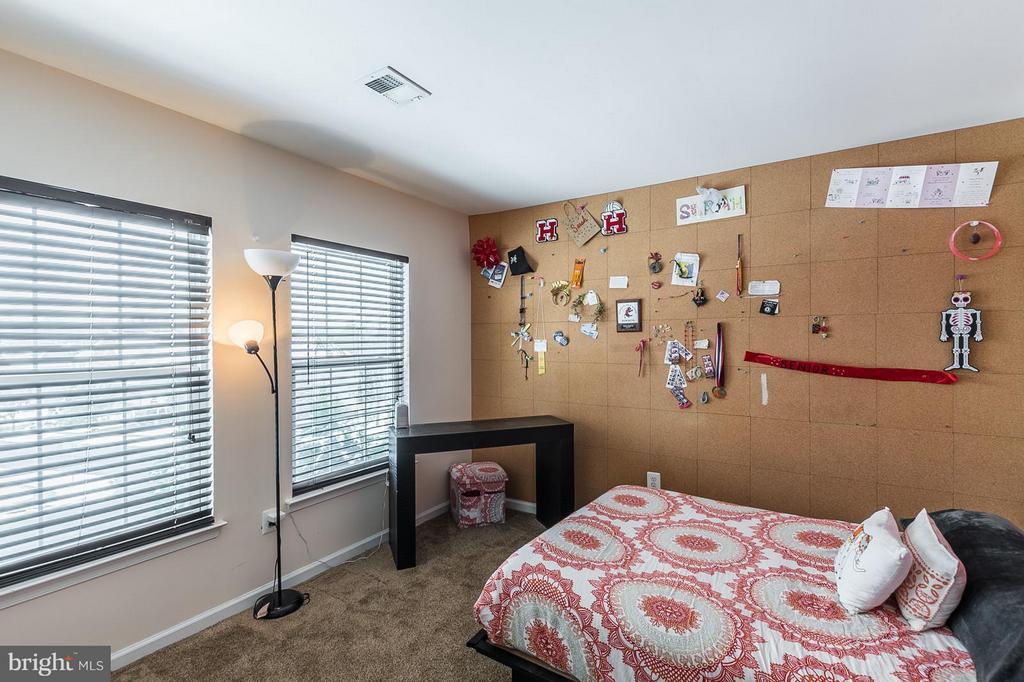 Bedroom 4 - 1360 GRANT ST, HERNDON