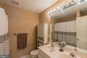 Upstairs Full Bath - 1360 GRANT ST, HERNDON