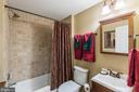 Basement Bath - 1360 GRANT ST, HERNDON