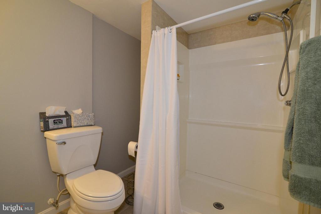 Full Bath Lower Level - 10613 BUSICK CT, GAINESVILLE