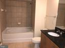 Generous Size Full Bath with Soaker Tub - 1021 N GARFIELD ST #118, ARLINGTON