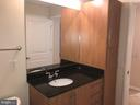 Granite Vanity and Ceramic Tile - 1021 N GARFIELD ST #118, ARLINGTON