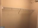 Large Walk-in Closet - 1021 N GARFIELD ST #118, ARLINGTON