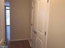 Hallway from Bath with Additional Closet - 1021 N GARFIELD ST #118, ARLINGTON