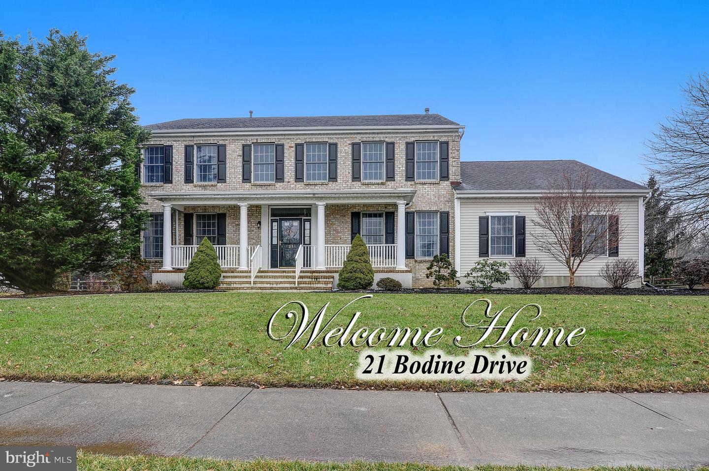 Single Family Home for Sale at 21 BODINE Drive Cranbury, New Jersey 08512 United StatesMunicipality: Cranbury Township