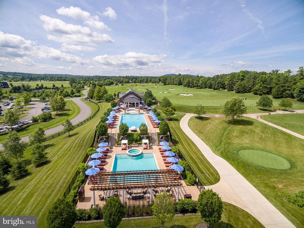 Pool Facility - 22469 CREIGHTON FARMS DR, LEESBURG