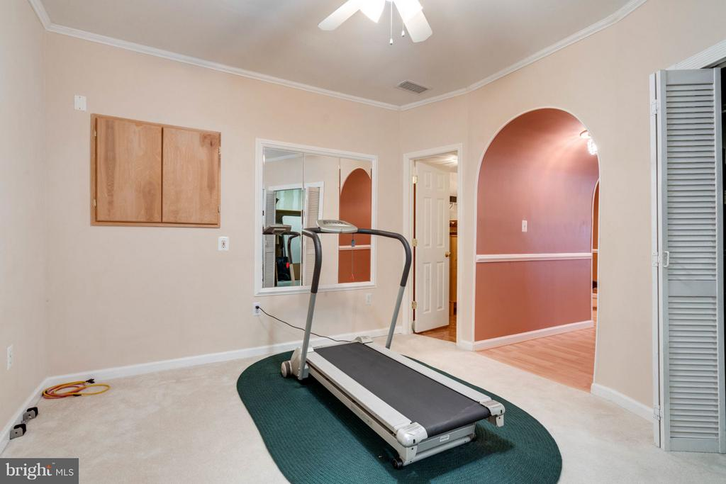 Exercise Room - 8020 POHICK RD, SPRINGFIELD