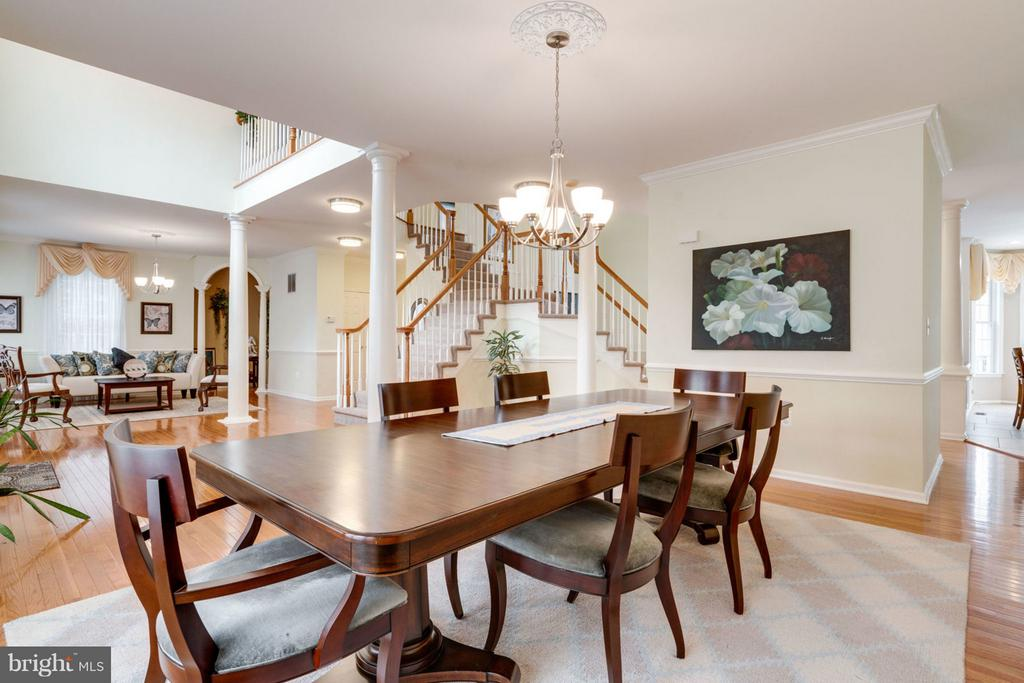 Formal Dining Room - 8020 POHICK RD, SPRINGFIELD