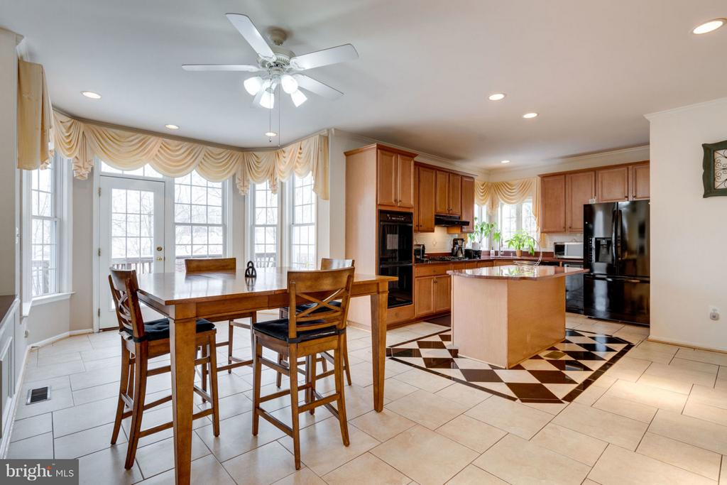 Breakfast Room - 8020 POHICK RD, SPRINGFIELD