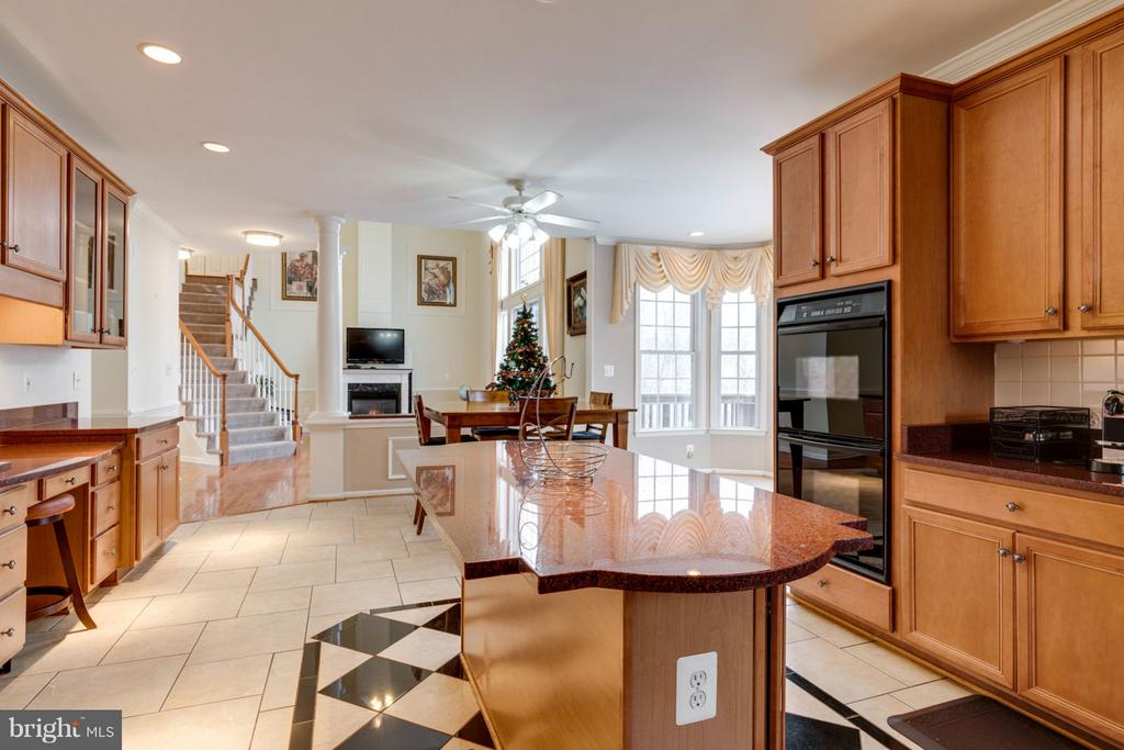 Kitchen - 8020 POHICK RD, SPRINGFIELD