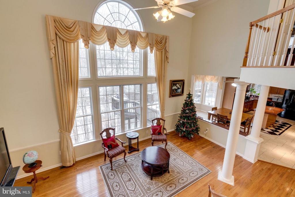 Living Room - 8020 POHICK RD, SPRINGFIELD