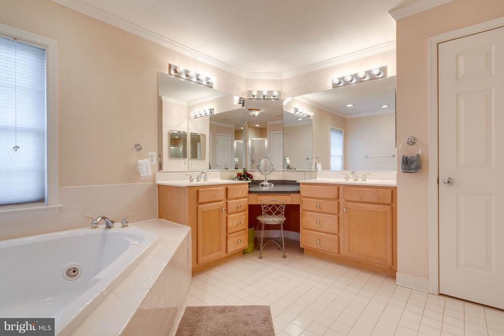 Master Bathroom - 8020 POHICK RD, SPRINGFIELD