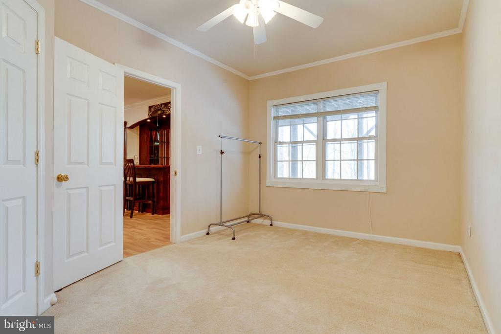 Basement Bedroom - 8020 POHICK RD, SPRINGFIELD