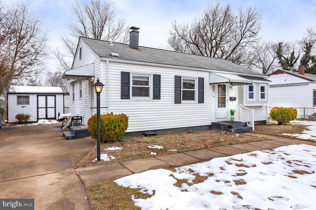 3 Bedroom Single Family - 3310 DONA AVE, ALEXANDRIA