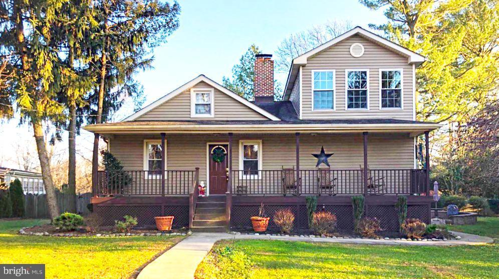 Частный односемейный дом для того Продажа на 16 TROTH Avenue Gibbsboro, Нью-Джерси 08026 Соединенные Штаты