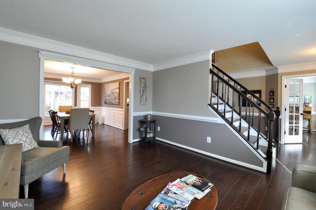 More square footage for your design. - 2 CHARLESTON CT, STAFFORD