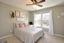 Bright and airy bedroom! - 2 CHARLESTON CT, STAFFORD