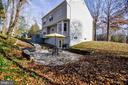 Nicely landscaped backyard! - 2 CHARLESTON CT, STAFFORD