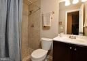 Full bath in finished basement! - 2 CHARLESTON CT, STAFFORD
