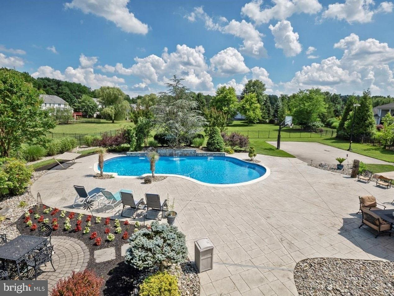 single family homes pour l Vente à Mount Laurel, New Jersey 08054 États-Unis