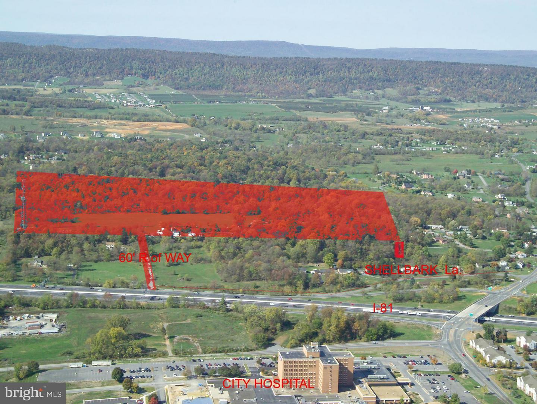 토지 용 매매 에 Martinsburg, 웨스트버지니아 25403 미국