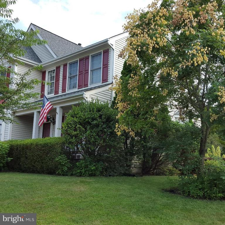 Front - 46611 KINGSCHASE CT, STERLING