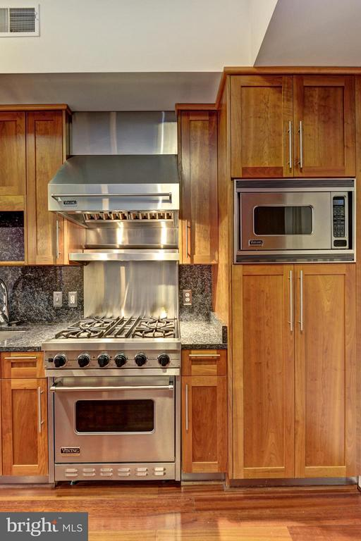 Suite of Viking Appliances - 4301 MILITARY RD NW #204, WASHINGTON