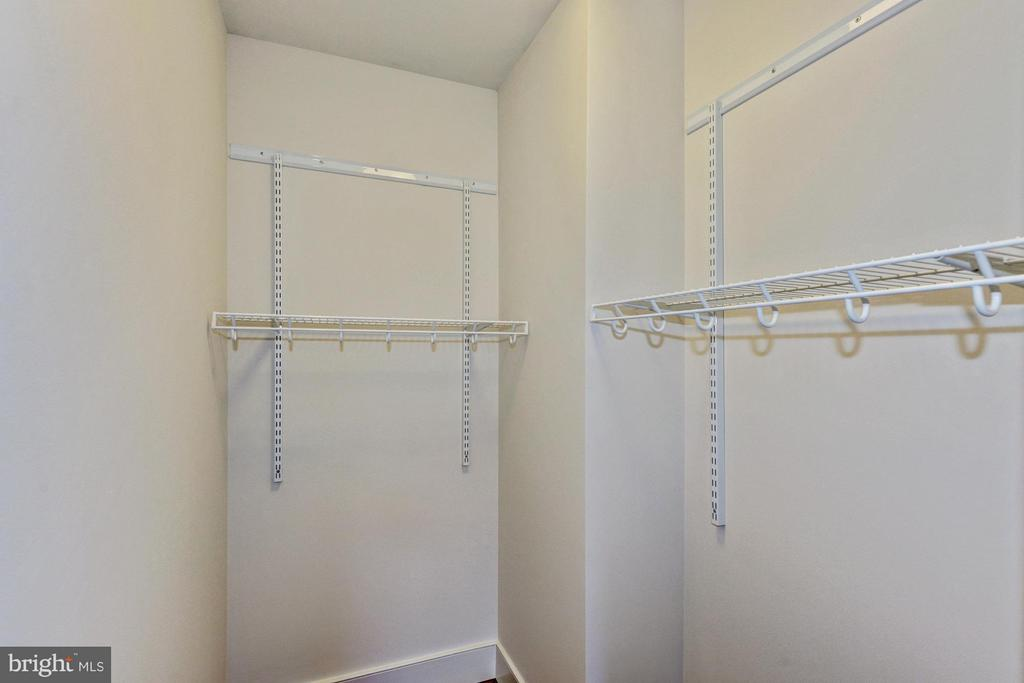 Walk-In Closet for Bedroom #2 - 4301 MILITARY RD NW #204, WASHINGTON