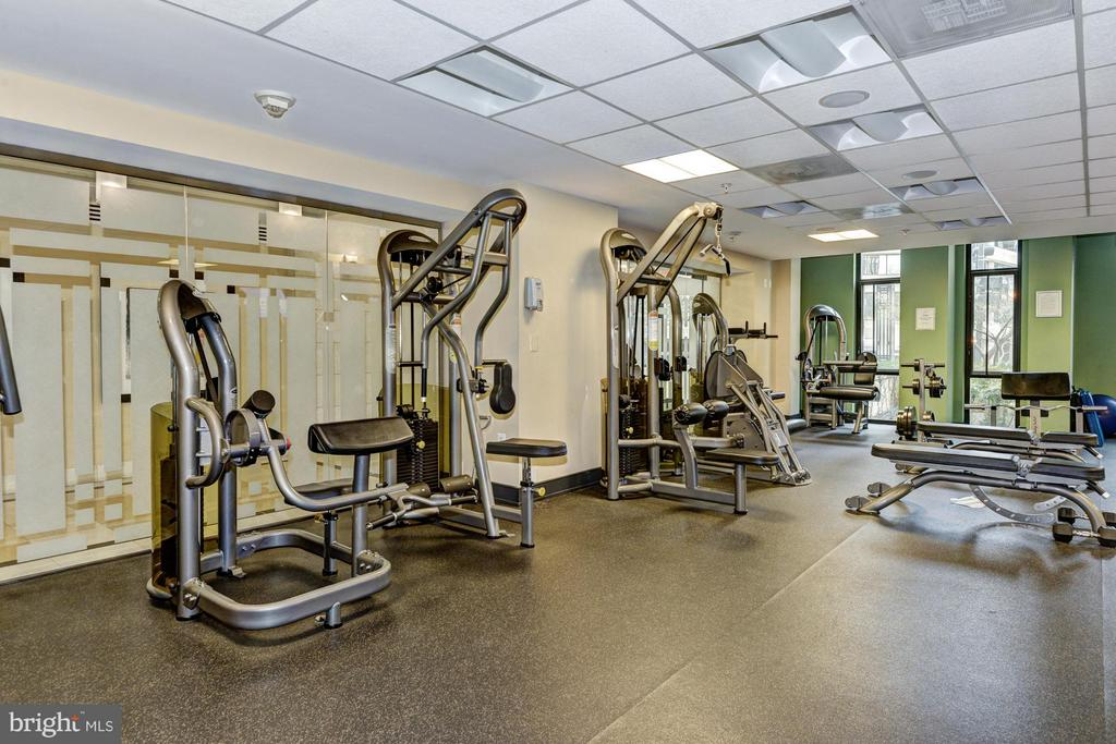 Fitness Center - 4301 MILITARY RD NW #204, WASHINGTON