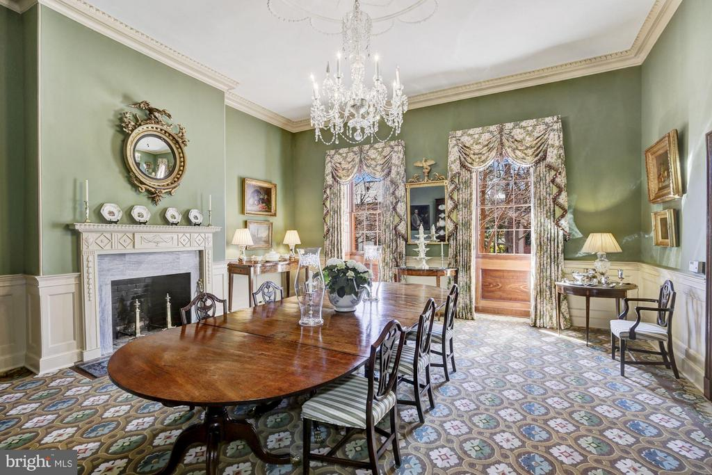 Formal Dining Room - 601 & 607 ORONOCO ST, ALEXANDRIA