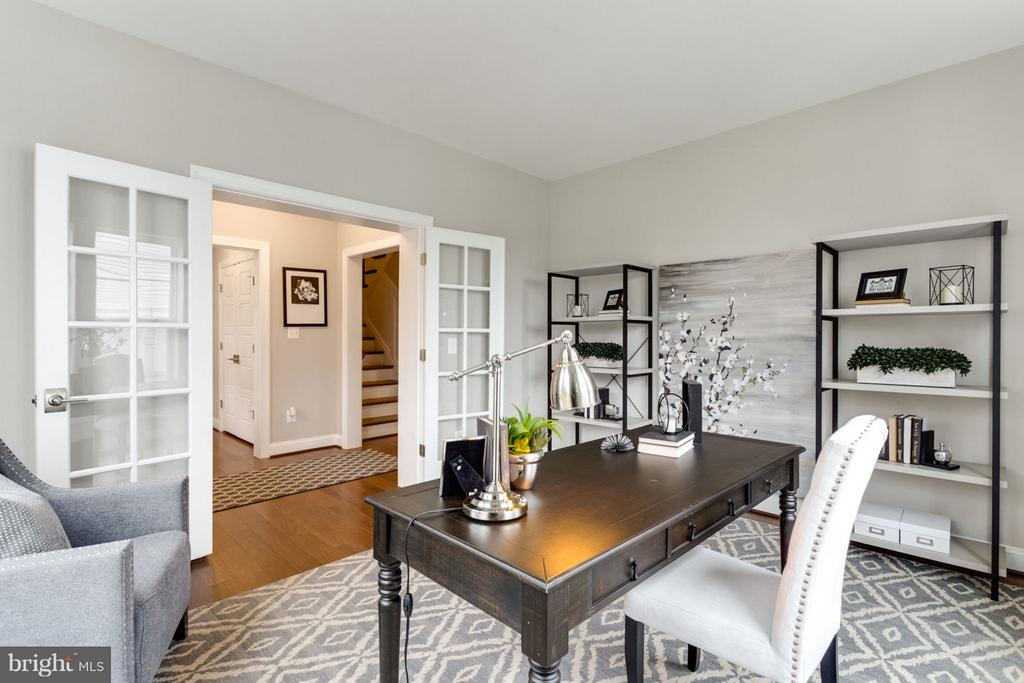 Office - LOT 6 PHASE 2 TOUCHSTONE FARM LN, PURCELLVILLE