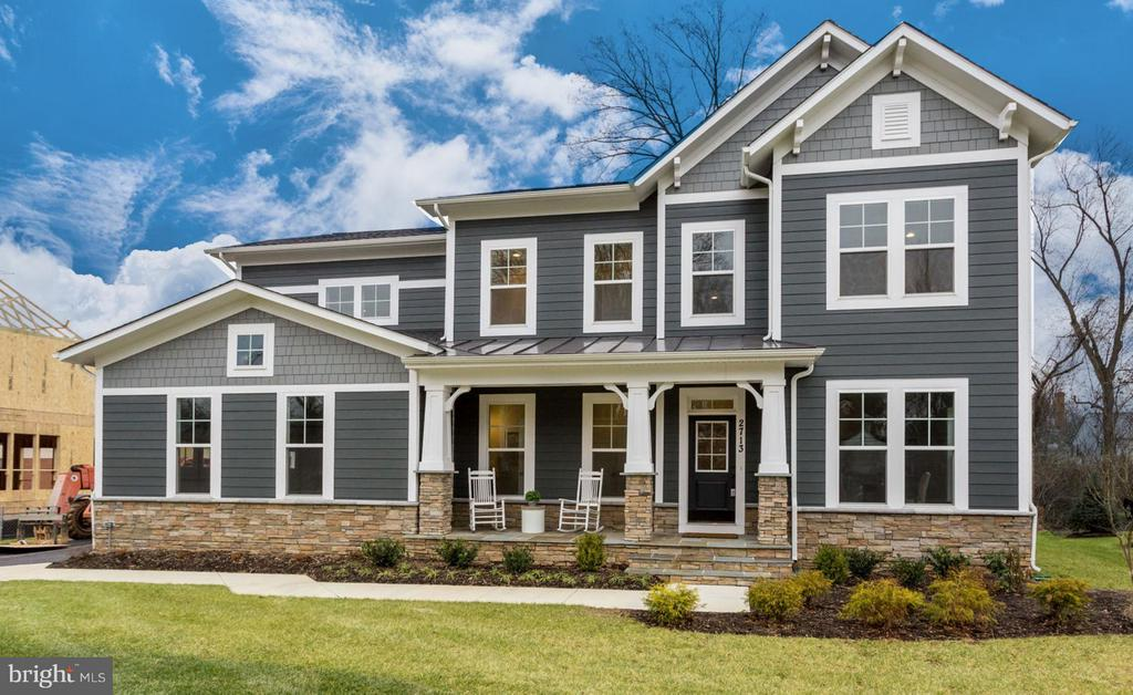 Exterior Front - LOT 6 PHASE 2 TOUCHSTONE FARM LN, PURCELLVILLE