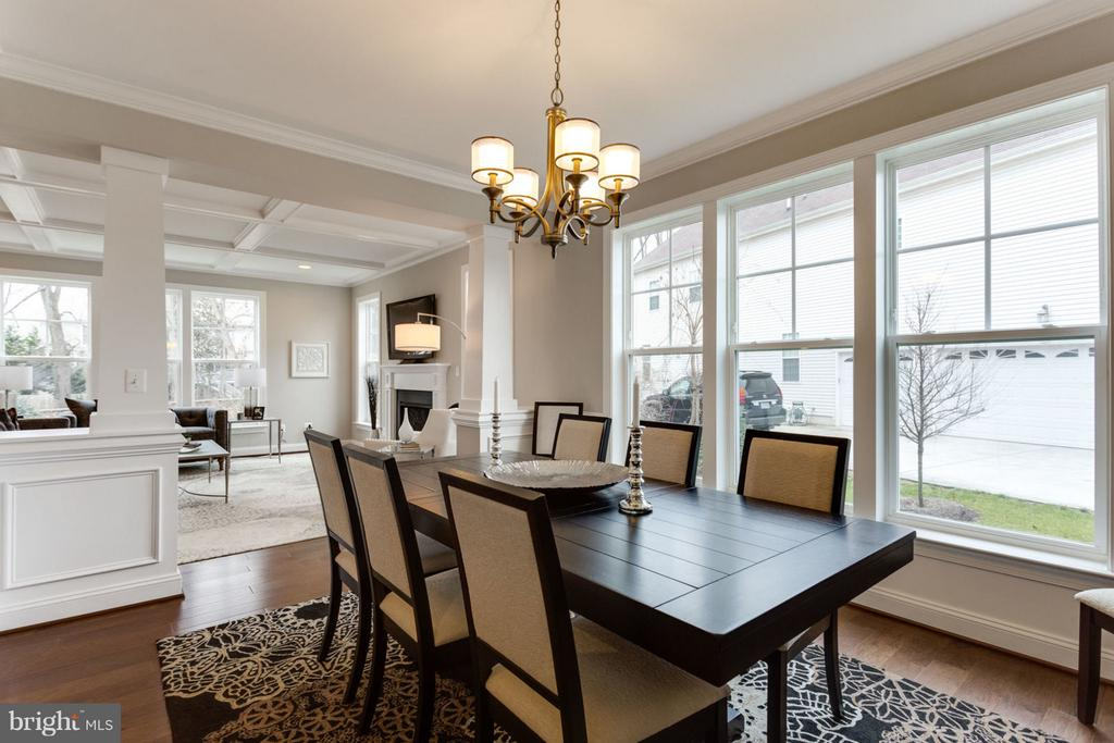 Dining Room - LOT 6 PHASE 2 TOUCHSTONE FARM LN, PURCELLVILLE