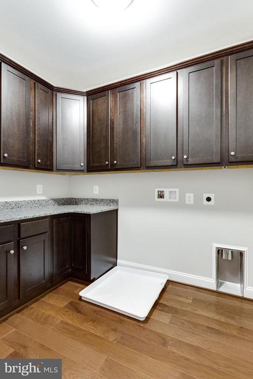 Laundry Room - LOT 6 PHASE 2 TOUCHSTONE FARM LN, PURCELLVILLE