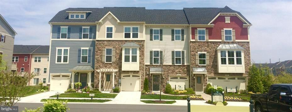 Photo of home for sale at 8307 Encore Drive, Glen Burnie MD