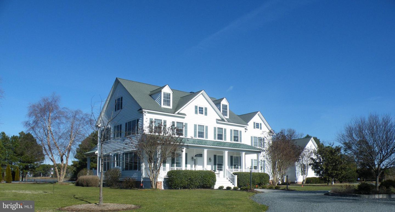 Single Family Homes pour l Vente à Cambridge, Maryland 21613 États-Unis