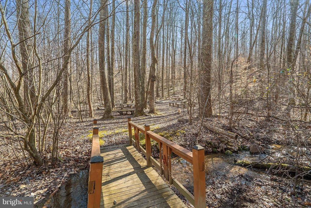 Hiking trails - 12494 MOSS HOLLOW RD, MARKHAM