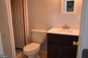 Basement Bathroom - 7546 NW 8TH ST NW, WASHINGTON
