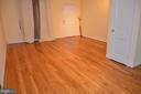 Living room Floor - 7546 NW 8TH ST NW, WASHINGTON