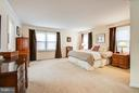 Master Bedroom - 7013 EXFAIR RD, BETHESDA