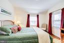 Bedroom #2 - 7013 EXFAIR RD, BETHESDA