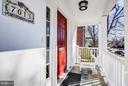Front Porch - 7013 EXFAIR RD, BETHESDA